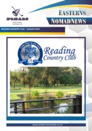 Nomads Magazine - Reading Aug 2019