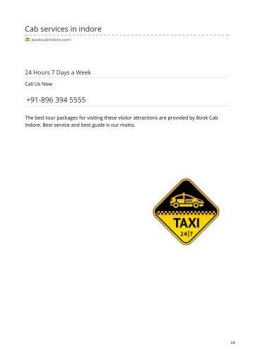 bookcabindore.com-Cab services in indore
