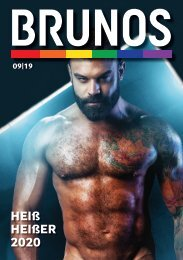 BRUNOS Katalog September