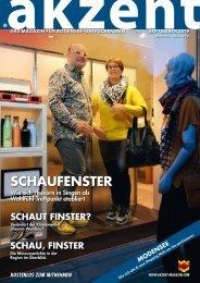 akzent Magazin September '19 Bodensee-Oberschwaben