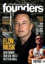 founders Magazin Ausgabe 5