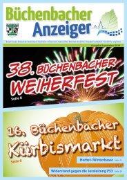 September 2019 - Büchenbacher Anzeiger