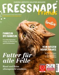 Fressnapf Friends 05/19
