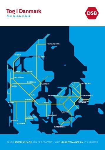 OPDATERET | Tog i Danmark | Åbning af KBH - Ringsted banen via Køge Nord station | K19 | DSB