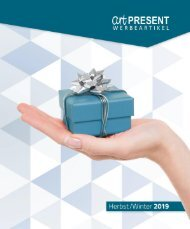 artPRESENT - Season Gifts