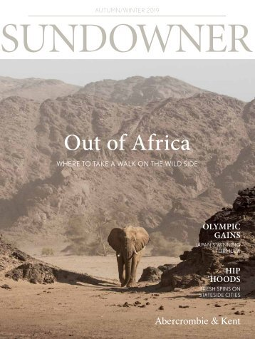 Sundowner: Autumn/Winter 2019