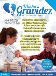 Revista Minha Gravidez Agosto