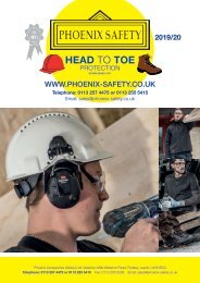 Phoenix Safety Head to Toe Protection Catalogue 2020