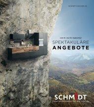 SCHMIDT Küchen Mainz: Flyer September 2019