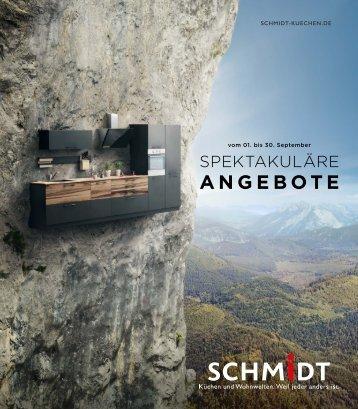 SCHMIDT Küchen Elsdorf: Flyer September 2019