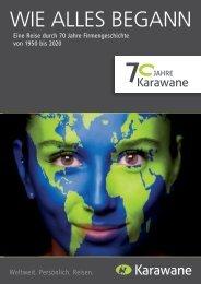 70 Jahre Karawane Imagebeileger