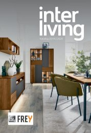Interliving FREY - Online Katalog 2019 - 2020
