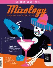 Mixology Sonderausgabe 2019 Preview