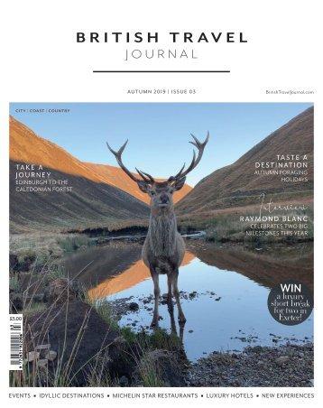British Travel Journal | Autumn 20