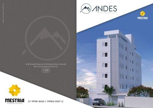 ANDES RESIDENCIAL MESTRIA