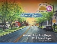 Tipp City 2018 Annual Report Low Res