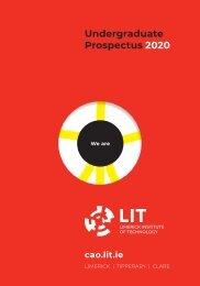 Undergrad Prospectus 2020