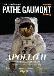 Les Cinémas Pathé Gaumont - Le mag - Septembre 2019