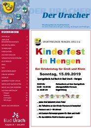 Der Uracher KW 35-2019