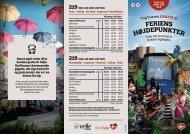 FOLDER | Bus 219 | Vejle - Jelling - Givskud - Legoland - Randbøldal | Sommeren 2019 | Visit Vejle & Sydtrafik