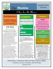 Muslim News No 84 2019