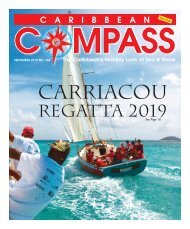 Caribbean Compass Yachting Magazine - September 2019
