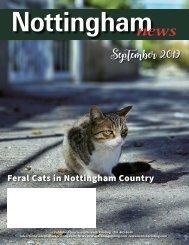 Nottingham September 2019