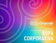Catálogo Ropa Corporativa