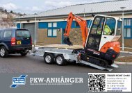 PKW-Anhänger - Trailer Point