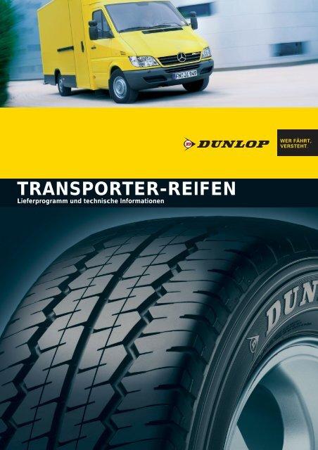 TRANSPORTER-REIFEN - Dunlop