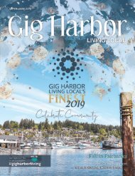 September 2019 Gig Harbor Living Local