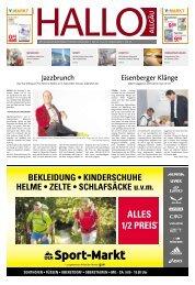 Hallo-Allgäu Kaufbeuren, Ostallgäu vom Samstag, 31.August