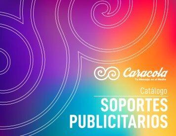 Catálogo Soportes Publicitarios