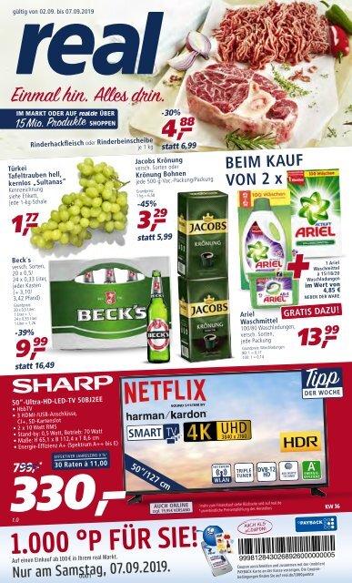 real prospekt KW 36 Onlineprospekt.com