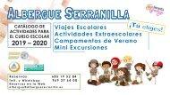 Catalogo Actividades Colegios 2019_2020