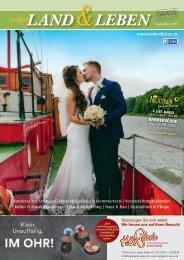 Land & Leben Regionalmagazin - Ausgabe September 2019