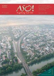 ASO! Augsburg Süd-Ost - September 2019