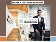 Welcome to Simon Harvey Photography