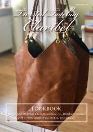 Lookbook Twisted Totebag Claribel