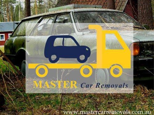Car Removal Brisbane - Master Car Removals