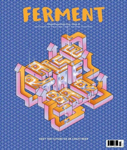 Ferment Issue 43 // Raise The Bar 2019