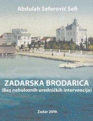 Zadarska Brodarica (Bez nebuloznih urednčkih intervencija)