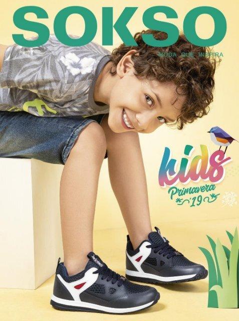 Sokso - Kids Primavera 19