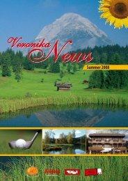 Fun, games and entertainment at the Veronika ... - Aktivhotel Veronika