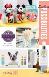 Fall/Winter Scentsy catalog