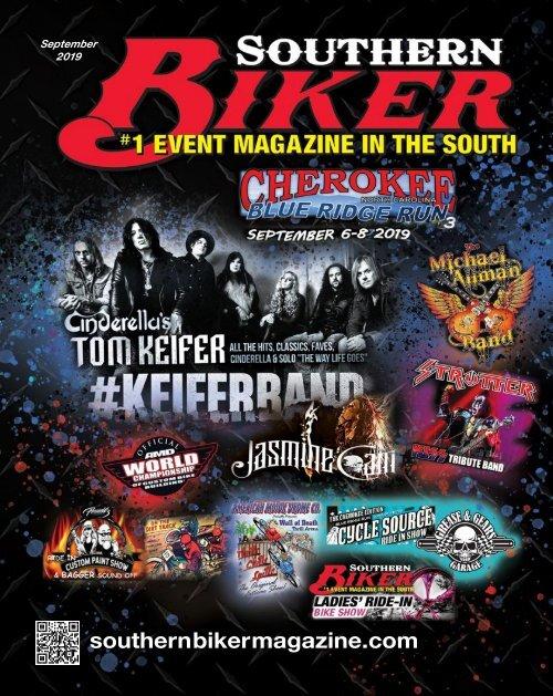Southern Biker Magazine September 2019