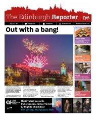 The Edinburgh Reporter September 2019