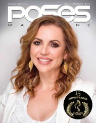 POSES Magazine Agosto 2019