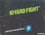 10-Yard-Fight-Game-Manual
