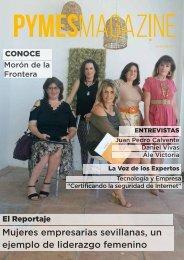 Revista PYMES Magazine nº19 MES DE SEPTIEMBRE